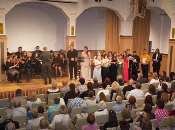VIII. Luciano Pavarotti Emlék Mesterkurzus és Gálakoncert
